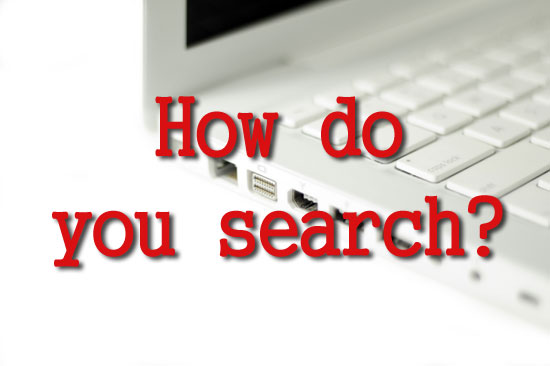 New Search Engine – Really?