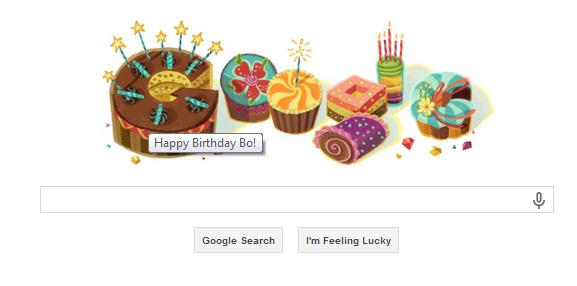 Wow Thanks Google For The Birthday Wish Webguy Marketing